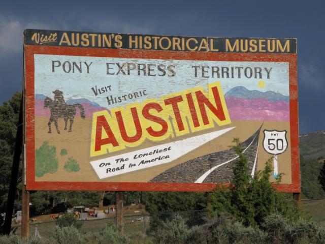 Day 01: To Austin, NV - 8