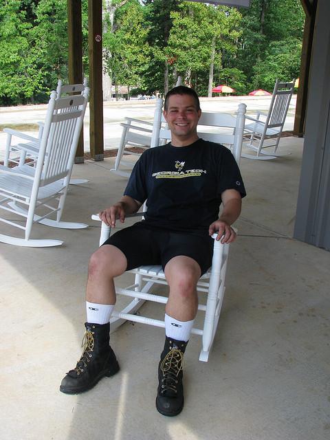 Days 16-18: Around Dawsonville, GA - 3
