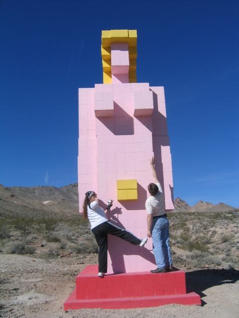 Death Valley 2008 - 9