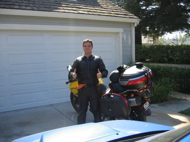 Ride 12: Redding, CA to Mountain View, CA  - 4
