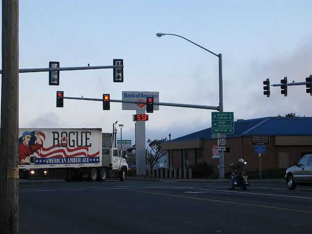 Ride 2: Crescent City, CA to Tillamook, OR  - 9