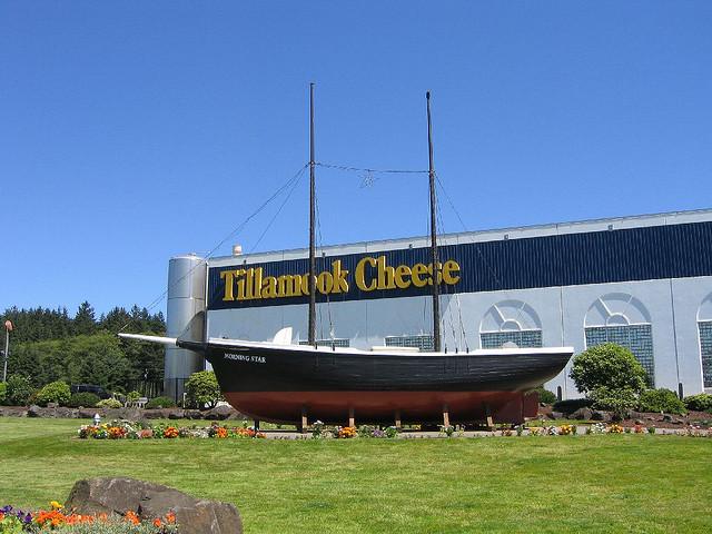 Ride 3: Tillamook, OR to Seattle, WA - 1