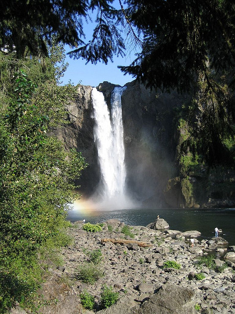 Ride 5: Snoqualmie Falls - 2