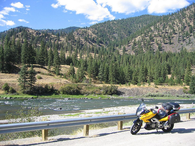 Ride 8: Post Falls, ID to Spokane, WA - 7