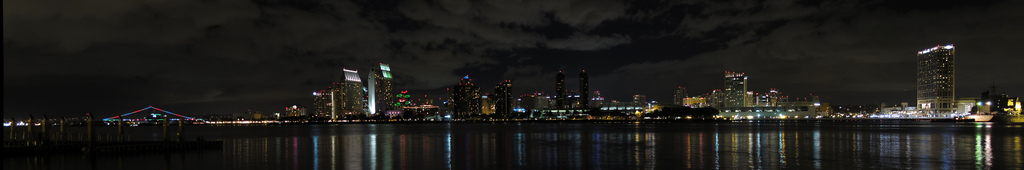 Sandiegoskyline