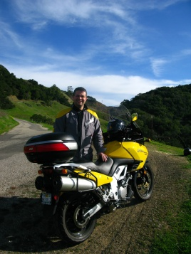 Santa Rosa Creek Road - an epic in motojouralism!